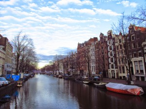 Ou une escapade aux Pays-Bas