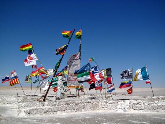 Le Salar de Uyuni, une merveille pour les yeux!