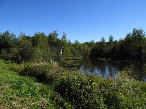 Lac coin du Gabriel