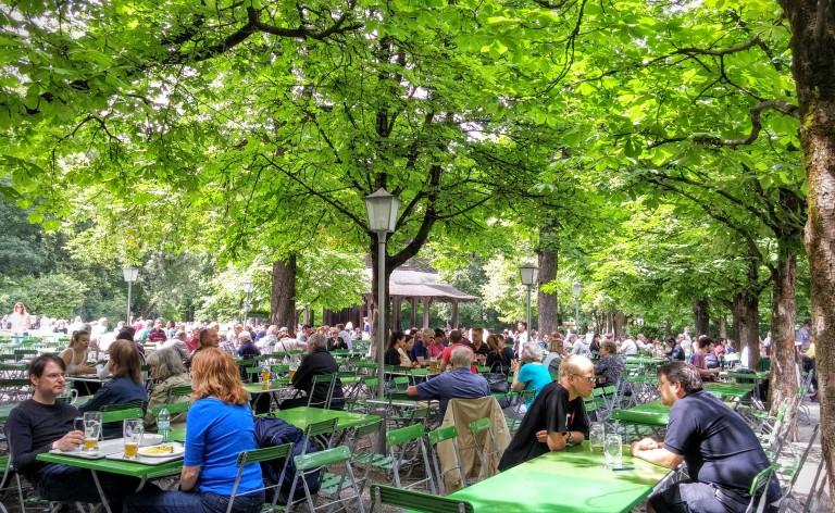 jardins de bières