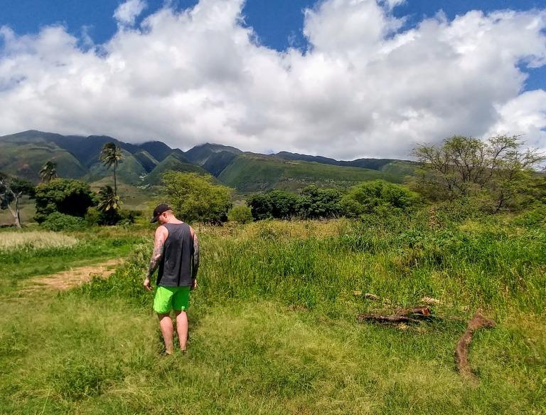 volcano molokai